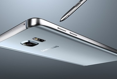 Samsung starts upping the Galaxy Note 5 to Android Marshmallow 6.0.1